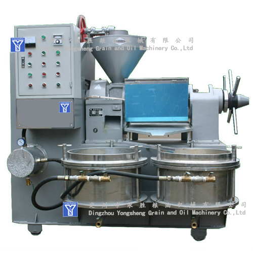 canola oil extraction machine