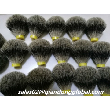 25mm Pure Badger Hair Knot