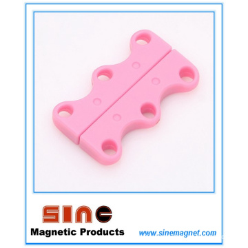 Multicolor Casual Magnetic Shoelaces/Shoe Buckles