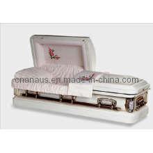 Ana métal et fabrication de cercueils de bois