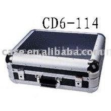 aluminum CD case