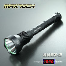 Maxtoch SN6X-2 Cree llevó la linterna de la policía