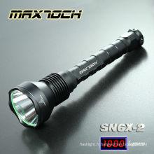 Maxtoch SN6X-2 cris 18650 torche plus brillants