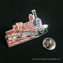 Günstige Clip Sicherheit / Sheriff / Sicherheit Emblem Benutzerdefinierte Militär Pin Metall Abzeichen