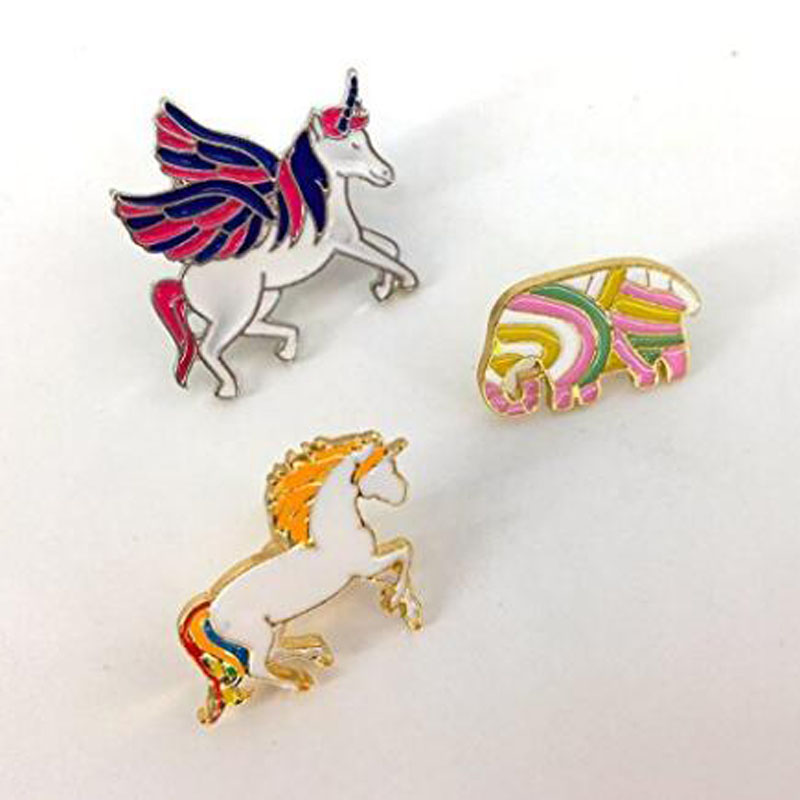 Cartoon Brooches Lapel Pins
