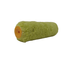 Green acrylic paint roller refill