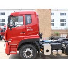 Caminhão do trator do caminhão da cabeça do reboque de Dongfeng 375 Hp 4X2