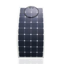 100 W ETFE Material Semi Flexible Solar Panel