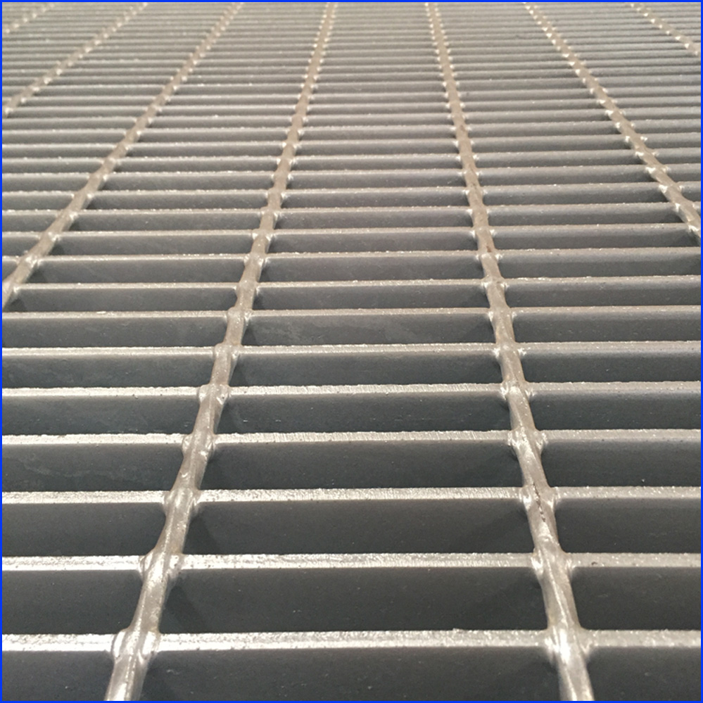 Pressure Welded Steel Grid