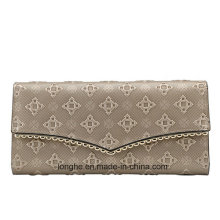 European Style Noble Famous Brand Ladies Purse (ZX10125)
