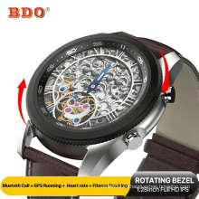 SK3 Smartwatch Rotating Bezel Watch Fitness Tracking GPS