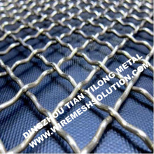 Stainless Steel Crimped Wire Mesh