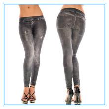 Leggings impressão digital atacado spandex leggings