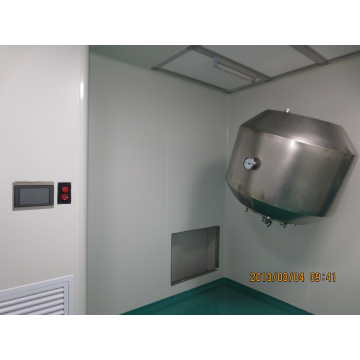 Aspetic Vacuum Dryer for Foodstuff