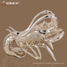 high quality lobster shape resin single bottle wine holder