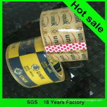 High Quality Low Noise Brown Packing Tape for Carton Sealing