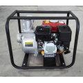 Pompe à eau à essence de 4 pouces avec grand réservoir de carburant