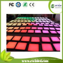 LED Digital Dance Floor LED portátil Brick