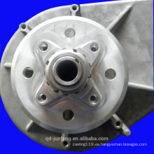 Sistema de transmisión de piezas de aluminio para bicicletas