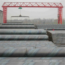 standard sizes black iron pipe factory direct sale