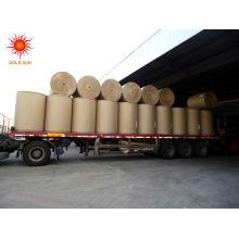papier journal à haute brillance 45 g / m2 - 52 g / m² en bobines de rouleaux