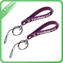 Factory Hot Sale Small and Smart Cheap PVC Keychain