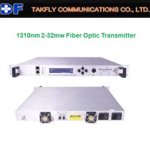 CATV Ausrüstung 1310nm Fiber Optical Transmitter