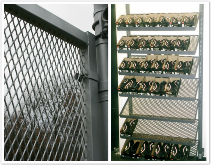 SecurityGates and Shoe racks