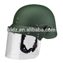 Capacete militar FBK-GL02 com viso