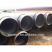 Astm a106 / a53 gr.b sch40 / sch80 tubo de acero galvanizado sin soldadura
