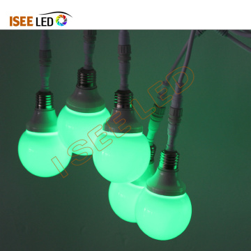 غطاء Milky Cover 3D LED Bulb DMX512 LED Lighting