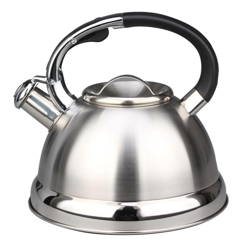 A Satin Polishing Whistling Kettle