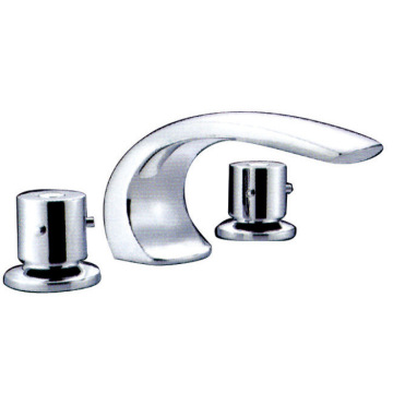 Deck Mount Tub Faucet, Bathtub Mixer
