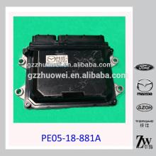 Automotivo Genuine ECM - Módulo de controle eletrônico OEM PE05-18-881A