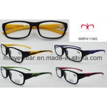 Marco óptico para unisex de moda (wrp411383)