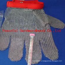 Перчатки из нержавеющей стали для защиты