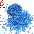 Light Blue Masterbatch Granules