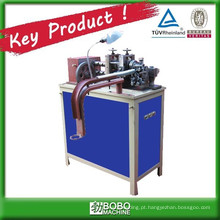 Máquina de mangueira flexível em aço inoxidável