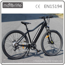 MOTORLIFE / e Fahrrad pedelec 250w Mountain E Bike, große Leistung Elektro-Motorrad