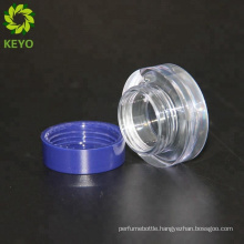 Cosmetic packaging plastics jar cosmetic empty face compact powder manufacturer