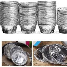 China Industrie liefern Einweg-kleine Aluminium-Back-Tasse