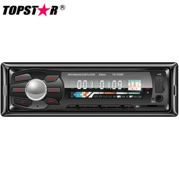 Reproductor de MP3 fijo del coche del panel con Bluetooth