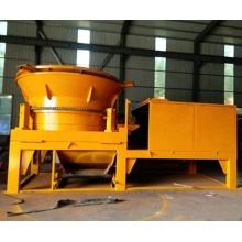 disk type wood crushing machine