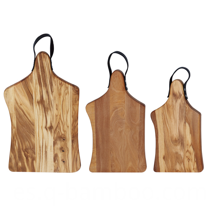 Olive Wood Cutting Board