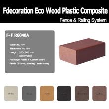 Eco WPC Gartenzaun und Geländer