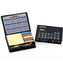 8 Digit Dual Power Notepad Calculator for Kids