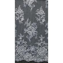 Lace Stoff für Brautkleider & Kleider und Perlen Gürtel Stickerei Braut Spitze Home Fashion No.CA178B