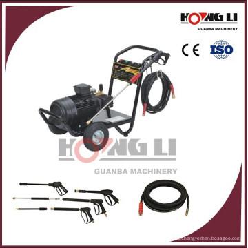 Lavadora de alta pressão elétrica para lavagem de carros com pistola de pulverização / lavadora de alta pressão /