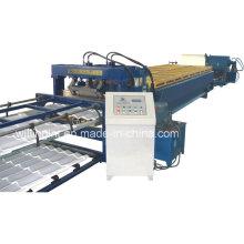 Heiße Verkaufs-Dach-u. Wand-Rollformmaschine