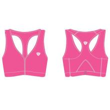 Wholesale OEM Sexy Running Sports Bra para mulheres